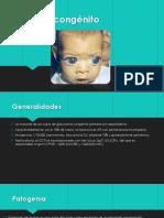 Glaucoma Congenito Primario