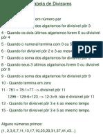 Apostila Matematica Concursos Fundamental