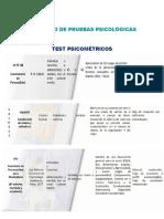 Catalogo de Pruebas Psicológicas