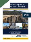 The Economic Impacts of Senate Bill 1 on California