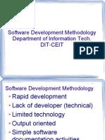 CvSU Methodology Software Development