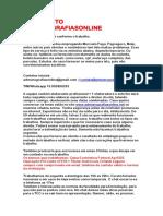 Monografia, Venda, Compra, TCC para todo Brasil. Preço por lauda