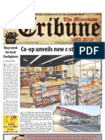 Front Page - October 1, 2010