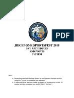 Day 3 Jiecep Sportsfest 2018