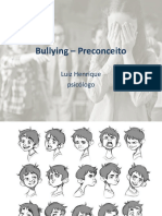 Bullying – Preconceito