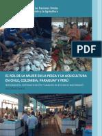 El rol de la mujer en la pesca artesanal en Chile, Colombia y Perú.pdf