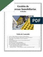 GESTIÓN DE EMPRESAS INMOBILIARIAS