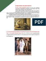 Apariciones de Jesucristo Rey