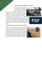 Historia Del Carruaje en Guatemala