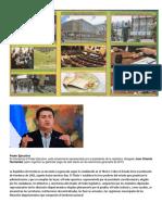 Poderes Del Estado de Honduras