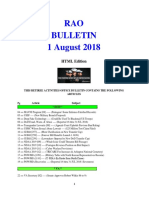 Bulletin 180801 (HTML Edition)
