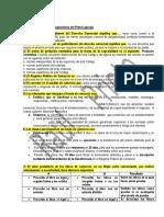 RESUMEN PARCIAL Derecho Comercial. Posibles Preguntas (2)