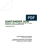 Tomo III_SANTANDER 2030  DIAGNÓSTICO PARA LA FORMULACIÓN DE LA VISIÓN PROSPECTIVA DE SANTANDER 2019-2030