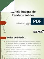 CAPACITACION RESIDUOS SOLIDOS