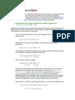 Descartes Rule of Signs.docx