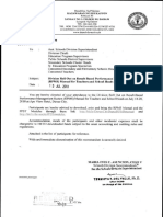 2018-Dm No. 1105- Division Roll Out on Result Based Performance Management System (Rpms) Manual for Teachers and School Heads
