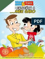 Comic FAO Comer Sano