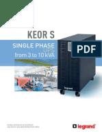 Brochure Keor S GB