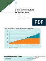 3. FAO Camaron Estadisticas 2018