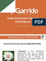 Como Prescrever Cápsulas Fitoterápicas