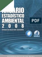 Anuario Estadistico Ambiental 2008