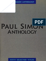 Paul Simon - Anthology