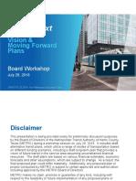 METRONext - Vision Moving Forward Plans