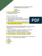 Preguntas Cuarto Examen f.A
