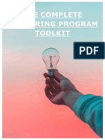 The Complete Mentoring Program Toolkit 1