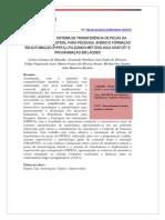 AUTOMAÇÃO DO SISTEMA DE TRANSFERÊNCIA DE PEÇAS