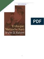 El dia que Nietzsche lloro.pdf