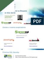 Fundamentos de Los Bloqueos en SQL Server - EnriquePuig