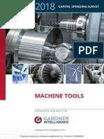 2018 Capital Spending Machine Tools Report (1)