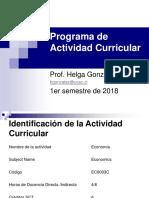 Programa de Actividad Curricular (1)