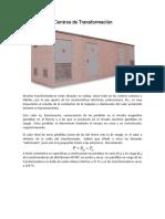 Ventilación de Centros de Transformación