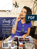 Edibles Magazine™ - The Television Issue - No. 47