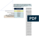 Presupuesto Ejemplo 1 en SRW7