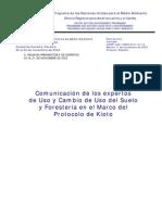 Reunion de Expertos Medio Ambiente Mexico
