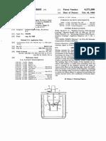 Hydrofoil - US4571090
