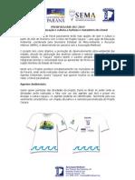 Release Projeto Caiçara 001-2010
