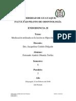 Endodoncia ii