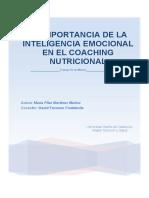 La Importancia de La Inteligencia Emocional en El Coaching Nutricional