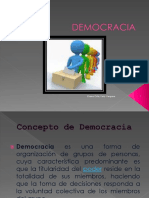 diapositivas democaravia
