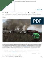 Un Avión de Aeroméxico Se Desploma en México  Internacional