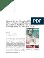 Dangdut Stories