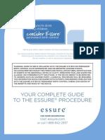 Essure Patient Information Brochure
