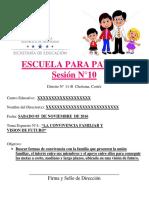 10-Noviembre-escuela Para Padres 2016