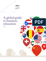 Global Guide to Business Relocation