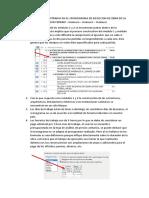 Observaciones Encontradas en El Cronograma de Ejecucion de Obra de La i