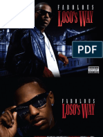 Digital Booklet - Loso's Way